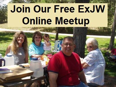 Our Ex-Jehovah's Witness Internet Meetup