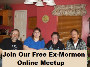 Our Ex-Mormon Internet Meetup