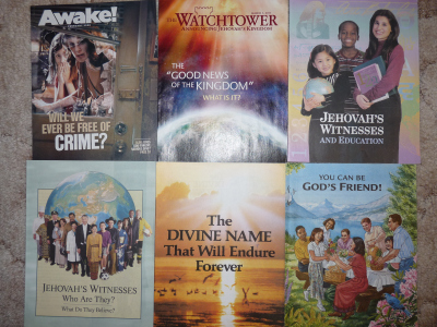 Jehovah's Witness Magazines