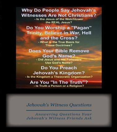 Jehovah's Witness Questions Answered DVD