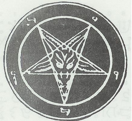 Star on the Church of Satan