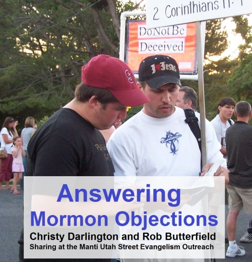 Answering Mormon Objections