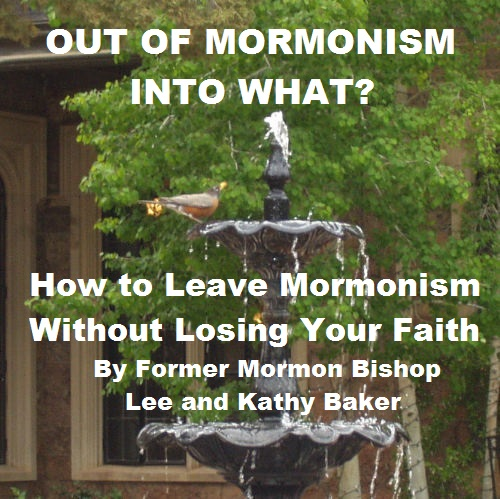 Out Mormonism into What?