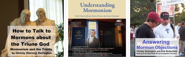 Audio CDs about Mormonism