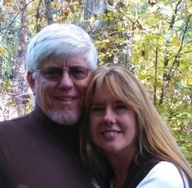 Pat and Heidi