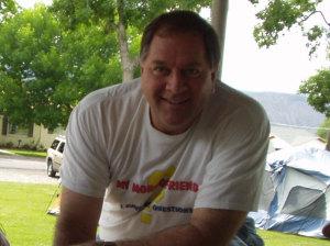 Mark Champneys - Evangelism Director of Saints Alive in Jesus