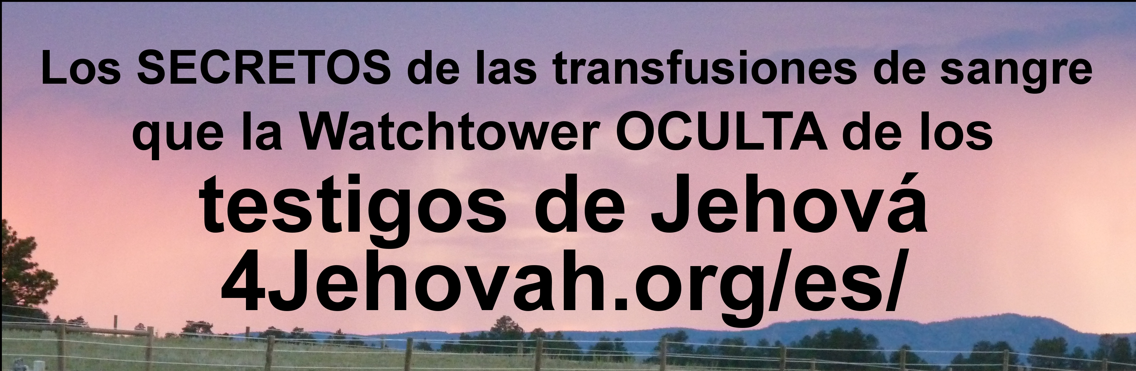 Blood Transfusion SECRETS the Watchtower HIDES from Jehovah's Witnesses 4jehovah.org