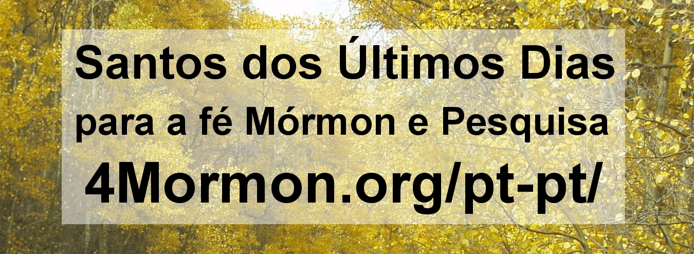 4Mormon.org Website Banner