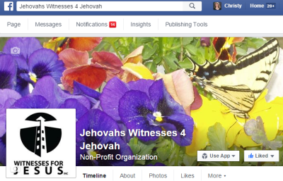 4Jehovah Facebook